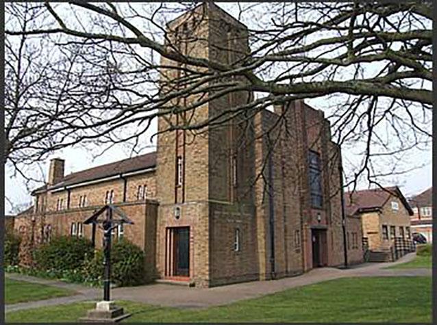 Holy-Name-RC-Church,-Grat-Barr,-Birmingham