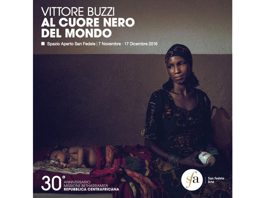 Mostra fotografica Vittore Buzzi al Centro San Fedele